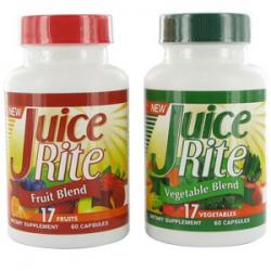 Juice-Rite™ Fruit & Veg 1200mg
